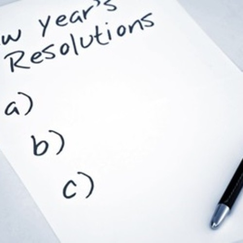 New Year's resolutions for a wealthy 2015!