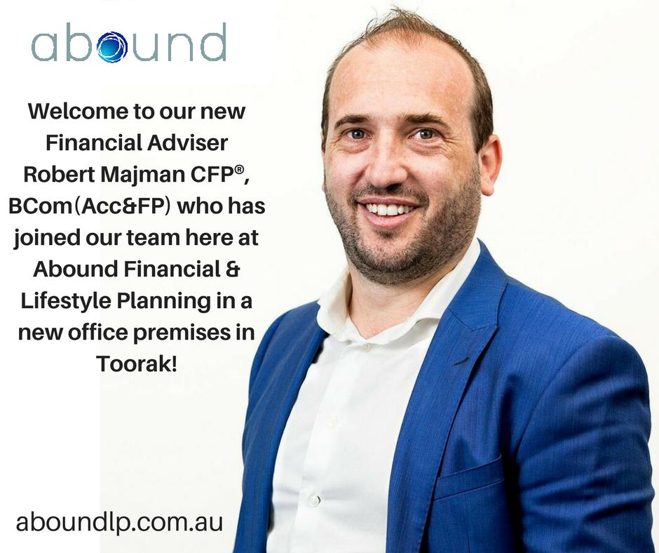 Robert Majman Financial Adviser Toorak - FB